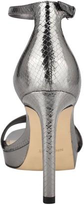 Nine West Platform Heel Sandals - Edyn
