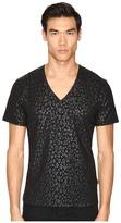 Just Cavalli Leopard T-Shirt Men's T Shirt