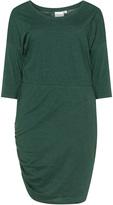 Junarose Plus Size Organic cotton tailored dress