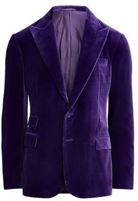 Ralph Lauren Velvet Suit Jacket