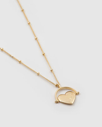 Wanderlust + Co Always Gold Necklace
