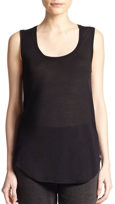 ATM Anthony Thomas Melillo Sweetheart Tank Top