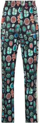 Palm Angels Jewel Pattern Track Trousers