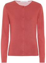 Agnona Wool, silk and cashmere cardigan