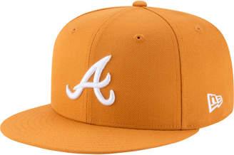 New Era Atlanta Braves MLB 9FIFTY Snapback Hat