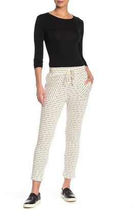 Dee Elly High-Waisted Elasticized Pants