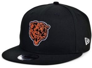New Era Little Boys Chicago Bears Draft 9FIFTY Snapback Cap