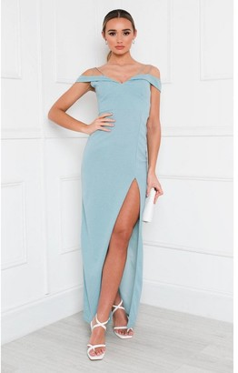 IKRUSH Kaitlyn Bodycon Maxi Dress
