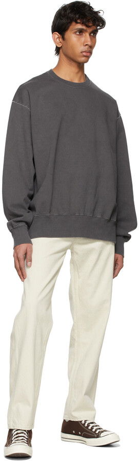 Thumbnail for your product : Kuro Black Giza Suvin Sweatshirt