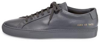 Common Projects Men's Achilles Low-Top Sneakers, Dark Gray