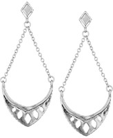 The Sak Pierced Trapeze Earrings