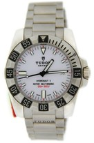 Tudor 20040 Hydronaut II Automatic White Dial Stainless Steel Watch