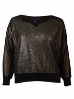 French Connection Women's Foil Ditton Sweatshirt