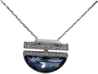 Swarovski Silver Crystal Long necklaces