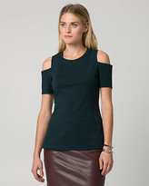 Le Château Ponte Cold Shoulder Top