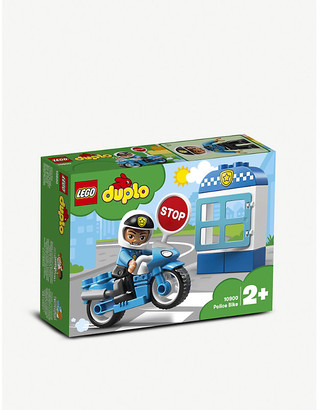 Lego Police Bike playset