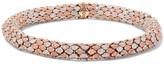 Carolina Bucci Twister 18-karat Gold Bracelet - Rose gold