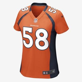 Nike Women's Game Football Jersey NFL Denver Broncos (Von Miller)