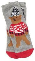 Gymboree Bear Socks