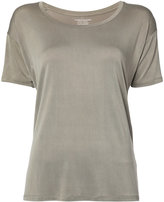 Majestic Filatures relaxed fit T-shirt - women - Spandex/Elastane/Cupro - 1