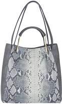 Kaleidoscope Snake Mix Handbag