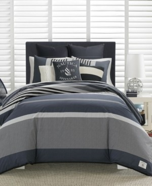 Nautica Rendon Twin Duvet Set Bedding