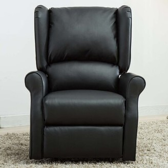 Red Barrel Studio Ardoth Faux Leather Manual Recliner