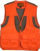 TrailCrest Trail Crest Mens Blaze Safety Deluxe Front Loader Vest W/ Magnet
