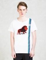 Yoshio Kubo Mix Print S/S T-Shirt