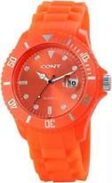 Cont. CONT Men's Quartz Watch RP3458590004 with Rubber Strap