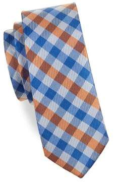 Lauren Ralph Lauren Boy's Plaid Silk Tie