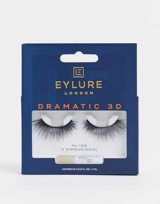 Eylure Dramatic 3D False Lashes - No.196