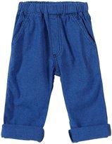 Charlie Rocket Chambrey Shorts (Baby) - Chambrey-9-12 Months