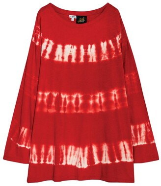 Loewe x Paula's Ibiza Tie-Dye Long-Sleeved T-Shirt