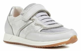Geox Girls' J Jensea A Low-Top Sneakers