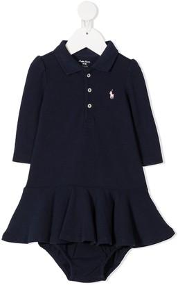 Ralph Lauren Kids Polo-Neck Shorties
