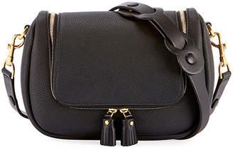 Anya Hindmarch Vere Small Soft Satchel Bag, Black