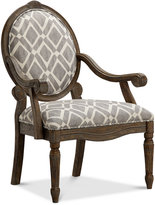 Rosalyn Arm Chair, Quick Ship
