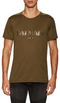 Balmain Signature Printed T-Shirt
