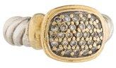 David Yurman Diamond Noblesse Ring