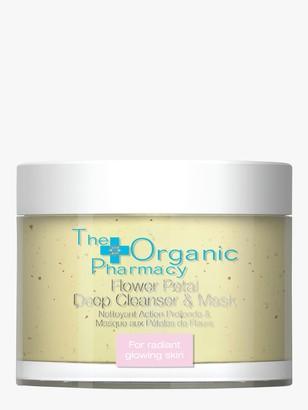 The Organic Pharmacy Flower Petal Deep Cleanser Mask