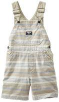 Osh Kosh Baby Boy Striped Overalls