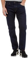 Duck and Cover Mens Boxren Jeans Dark Indigo