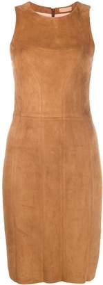 Drome sleeveless midi dress