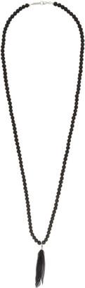Isabel Marant Black Paolo Necklace