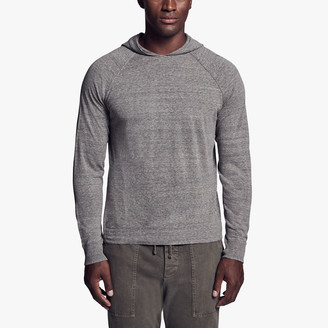 James Perse Recycled Cotton Hooded Sweater
