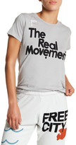 Freecity Free City The Real Movement Graphic Tee