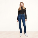 Maje High-waisted slim-fit jeans