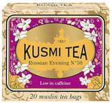 Kusmi Tea Russian Evening N°50 Tea Bags