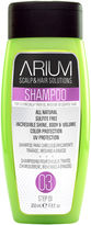 JCPenney ARIUM INTERNATIONAL ARIUM Shampoo #03 for Chemically Treated Medium to Coarse Hair - 11.8 oz.